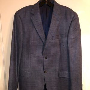 Ralph Lauren Wool Silk Sports Jacket